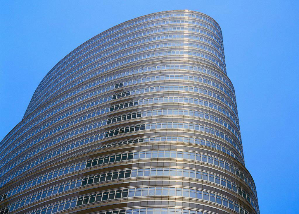 New York, Lipstick Building : Stock Photo