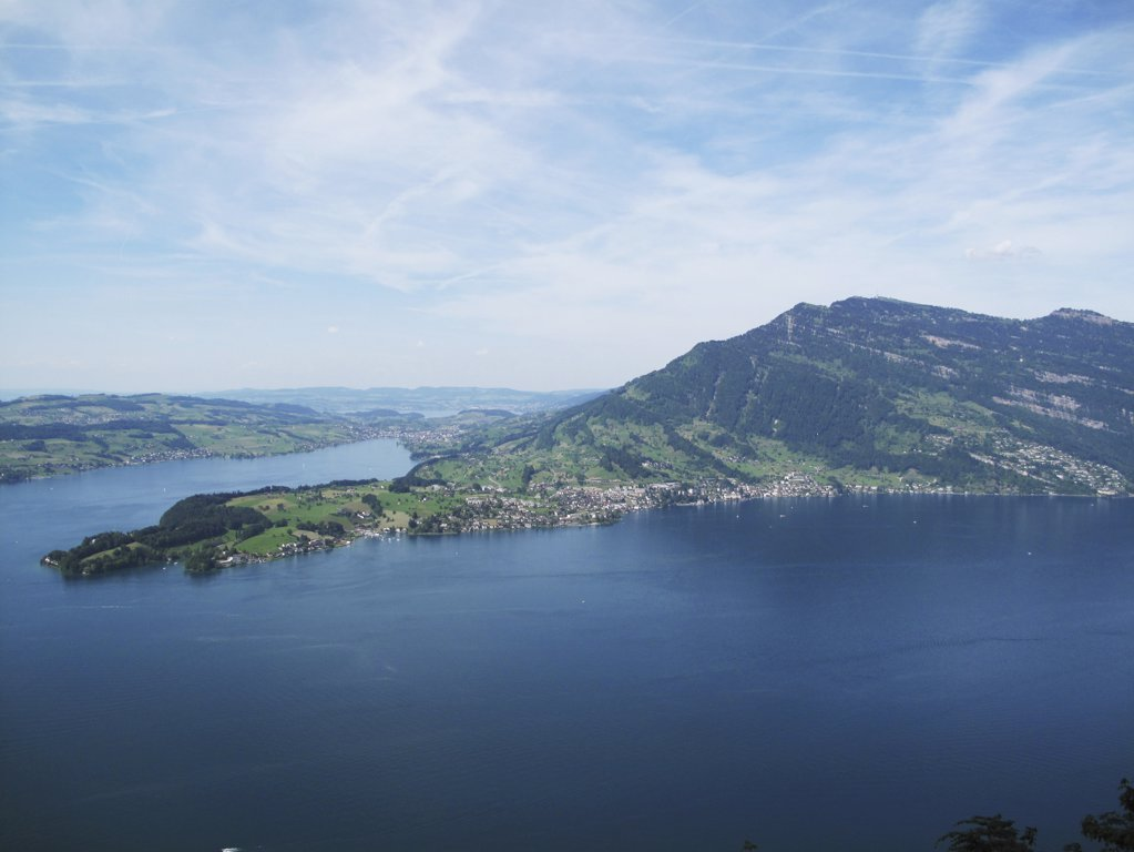 Stock Photo: 1841R-82401 Europa, Schweiz, B¸rgenstock, Blick vom B¸rgenstock Richtung Rigi