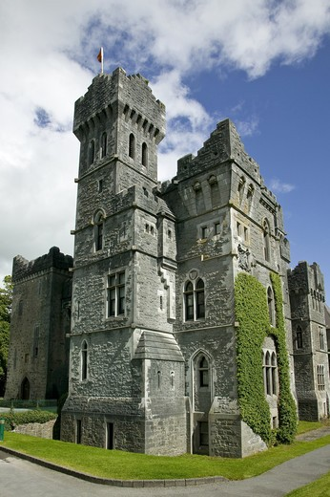 Ashford Castle, Ireland : Stock Photo
