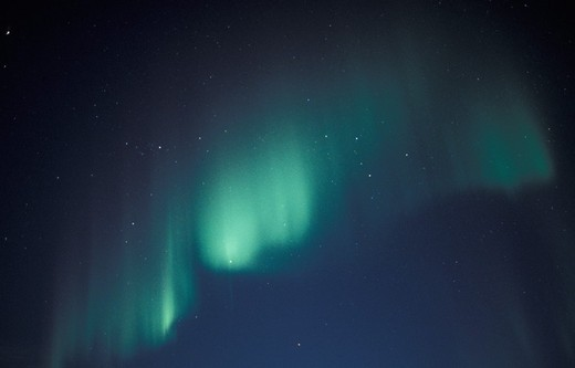 Aurora Borealis  Alaska, United States, North America : Stock Photo