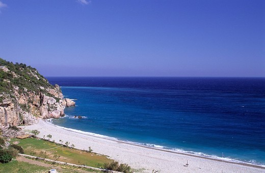 Stock Photo: 1844-5031 Tsabou beach , Samos, N  E  Aegean, Greece