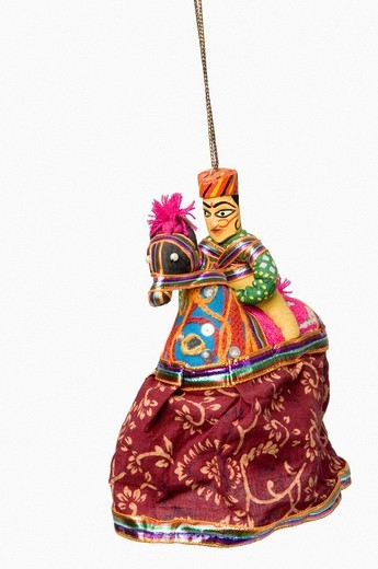 Stock Photo: 1846-4466 Close_up of a puppet
