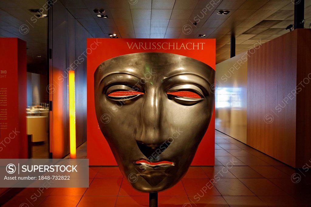 Kalkriese Mask