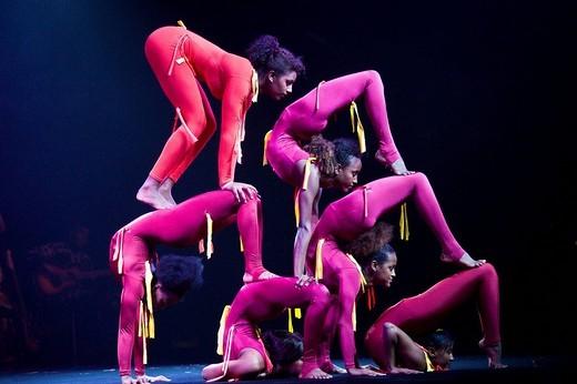 Stock Photo: 1848-100923 Afrika! Afrika! show in Berlin, Germany