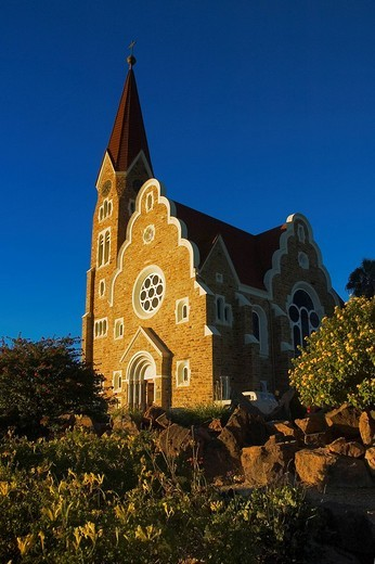 Christchurch, Windhoek, South_West_Africa, Africa : Stock Photo