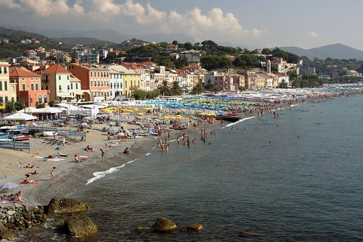 Stock Photo: 1848-113065 Celle di Ligure, Riviera di Ponente, Liguria, Italy, Europe