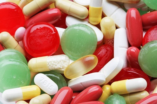 Medicaments : Stock Photo