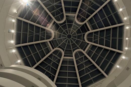 Guggenheim Museum, New York, USA : Stock Photo