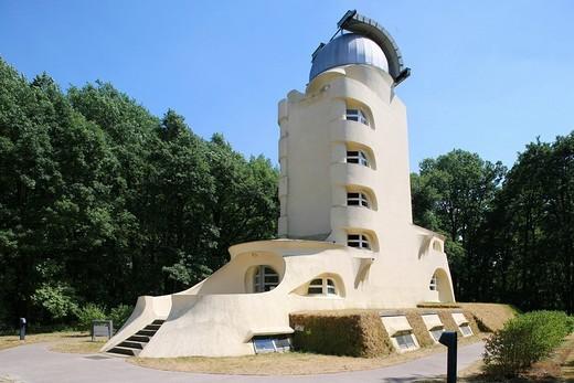 Einstein Tower, Potsdam, Brandenburg, Germany, Europe : Stock Photo