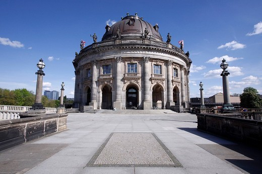Bode Museum, Berlin, Germany, Europe : Stock Photo
