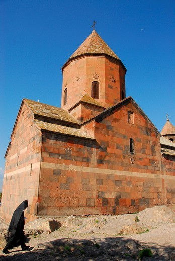 Chor Virap monastery, Ararat province, Armenia : Stock Photo