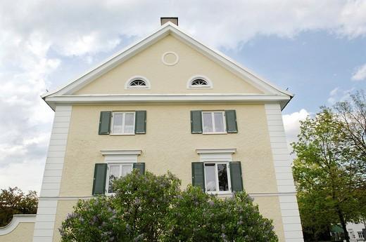 Stock Photo: 1848-151855 Detached villa