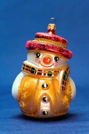 Christmas tree decoration : Stock Photo