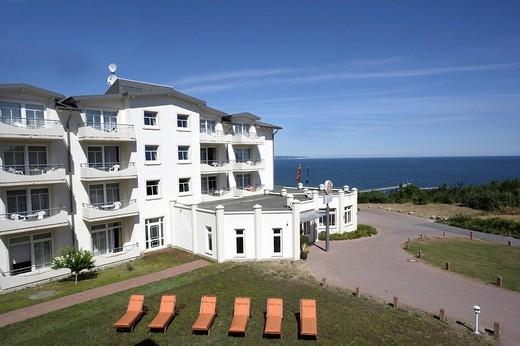 DEU, Germany, Ruegen, Sellin : Hotel Bernstein, Ambra_Spa. , : Stock Photo