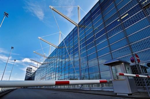 Munich Order Centre, M, O, C, Munich, Bavaria, Germany : Stock Photo