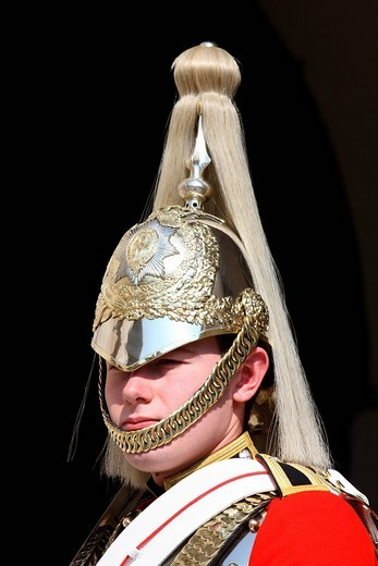 Stock Photo: 1848-16584 Royal Cavalry, London, England, Great Britain, Europe
