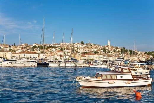 Stock Photo: 1848-179084 Harbour of Mali Losinj, island Losinj, Primorje _ Gorski kotar, Croatia