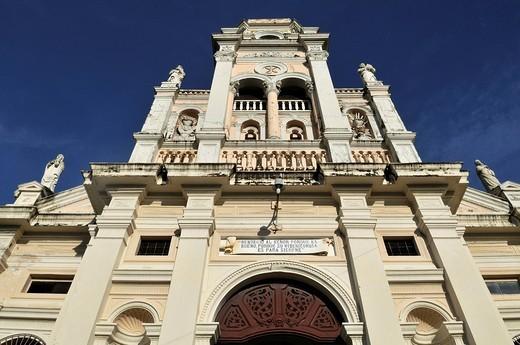 Xalteva Church, Granada, Nicaragua, Central America : Stock Photo