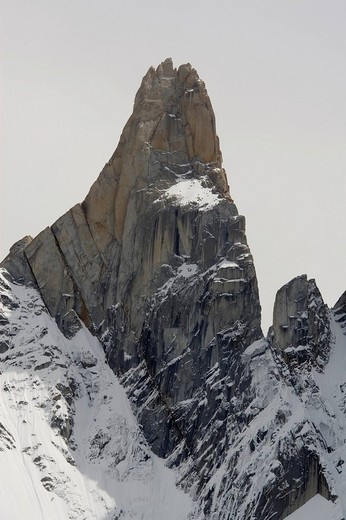 Stock Photo: 1848-18118 Fritz Roy, Torres del Paine Nationalpark, Argentina, Patagonia