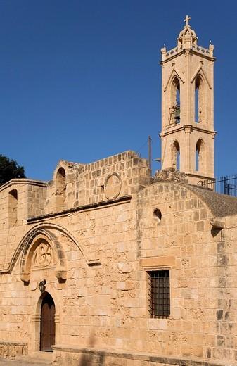 Monastery, church, Agia Napa, Cyprus, Greece, Europe : Stock Photo