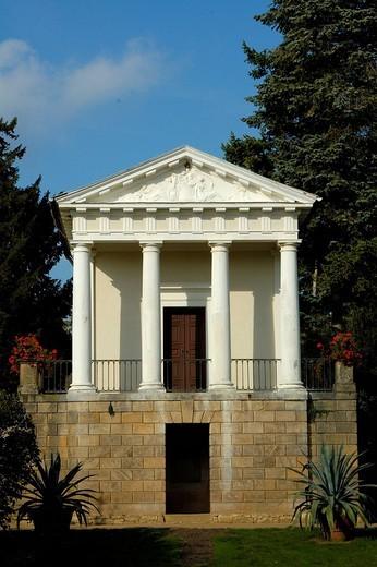 Stock Photo: 1848-182770 UNESCO World Heritage Site, Garden Dessau_Woerlitz, Woerlitz, Saxony_Anhalt, Germany