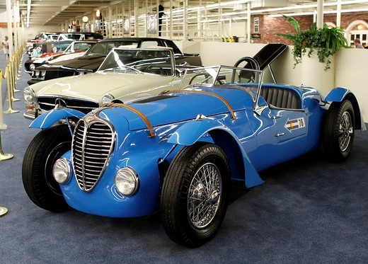 Stock Photo: 1848-184683 Vintage cars, Auto Collection in Imperial Palace Hotel, Las Vegas, Nevada, USA