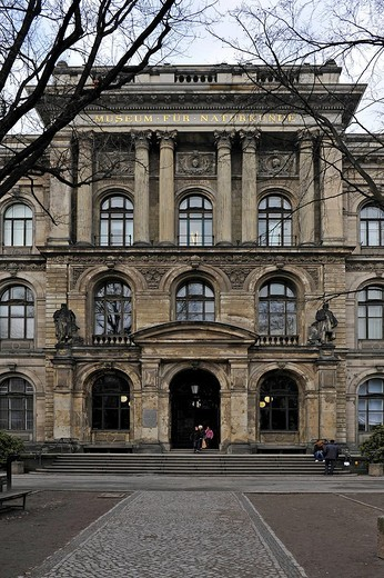 Museum fuer Naturkunde, Natural History Museum, Berlin, Germany, Europe : Stock Photo