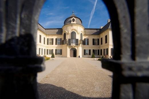 Niederweiden castle, Engelhartstetten, Lower Austria, Austria : Stock Photo