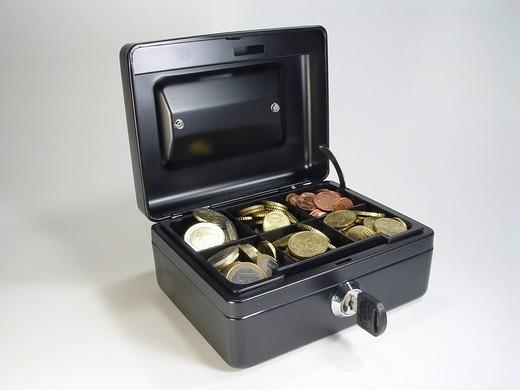 Stock Photo: 1848-210853 Cashbox