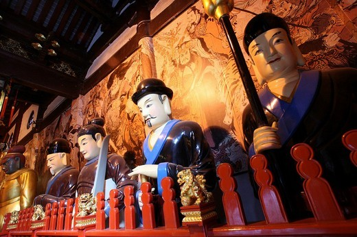 Stock Photo: 1848-211955 Longhua Temple, Shanghai, China, Asia