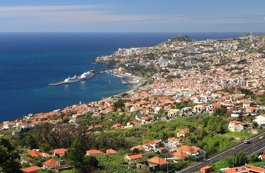 Funchal, Madeira, Portugal : Stock Photo