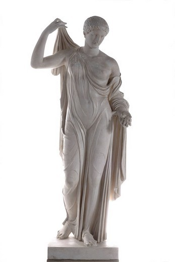 The Aphrodite of Frejus, Roman statue : Stock Photo