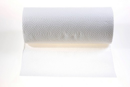 Stock Photo: 1848-231906 Kitchen roll