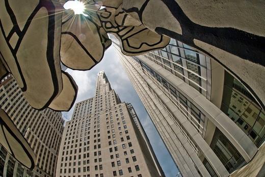 Art in New York, USA : Stock Photo