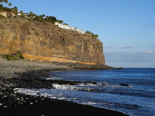 Stock Photo: 1848-235818 Hotel facility Jardin Tecina, Playa de Santiago, La Gomera, Canaries, Canary Islands, Spain, Europe