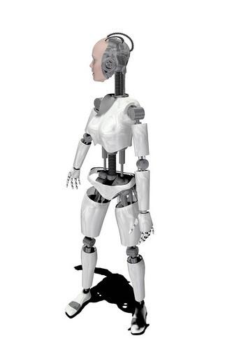 Robot : Stock Photo