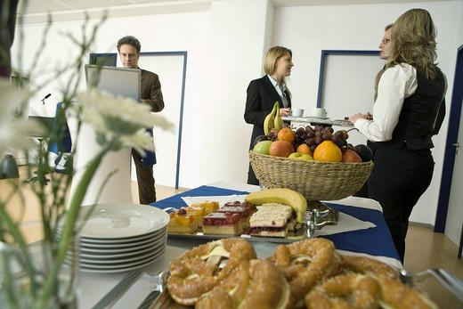 Stock Photo: 1848-255268 Catering