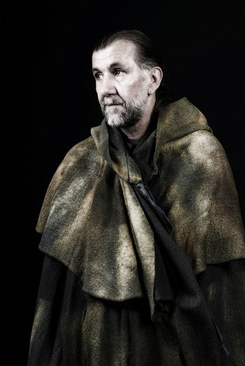 Stock Photo: 1848-262870 Monk wearing cloak