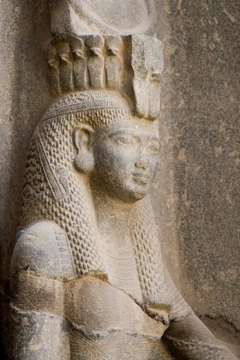 Stock Photo: 1848-262983 Queen Nefertari, Luxor Temple, Luxor, Nile Valley, Egypt, Africa