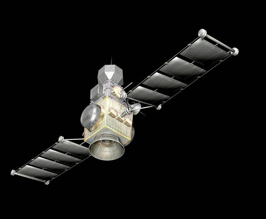 Stock Photo: 1848-270344 Satellite