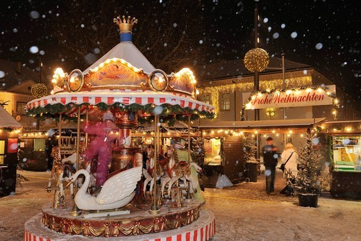 Stock Photo: 1848-401853 Christmas market, Leobersdorf, Triestingtal, Lower Austria, Austria, Europe