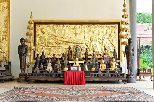 Stock Photo: 1848-403803 Royal Palace, Phnom Penh, Cambodia, Southeast Asia, Asia