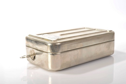 Stock Photo: 1848-411193 Cash box