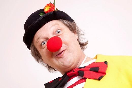 Clown : Stock Photo