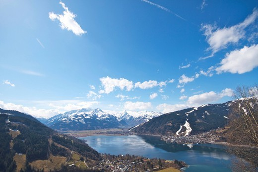 Stock Photo: 1848-422102 Zell am See, Austria, Europe