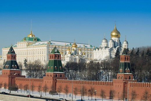 Kremlin, Moscow, Russia : Stock Photo