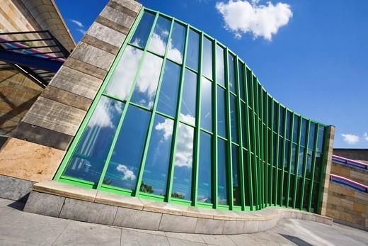 State Gallery of Stuttgart, Baden_Wuerttemberg, Germany, Europe : Stock Photo
