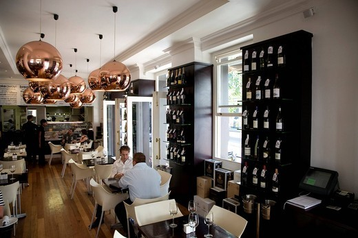Stock Photo: 1848-429874 Restaurant of The Grand Daddy Hotel, designer hotel, Cape Town, Western Cape, South Africa, Africa