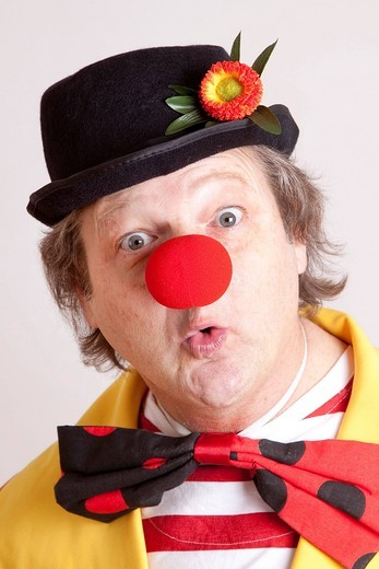 Clown : Stock Photo