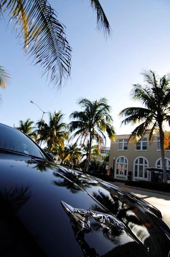 Stock Photo: 1848-439597 Miami South Beach, Art Deco district, Florida, USA